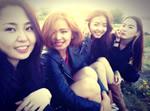 蒙古国:四美女同嫁一男,网友惊呼做男人太幸福