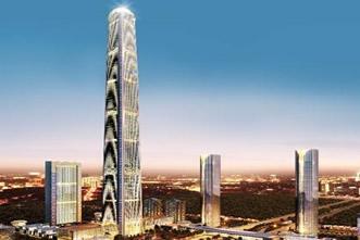 2017世界十大高楼排行榜:中国既然独占七座/