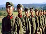 1973年南京军区老照片:难忘的红领章(组图)/